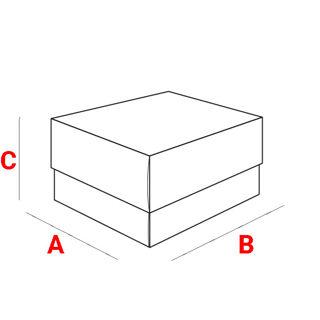 caixa amb tapa