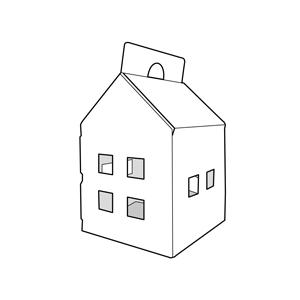 caixa casa