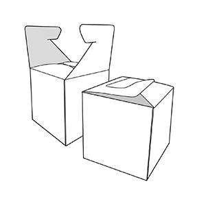 caixa cub creuat