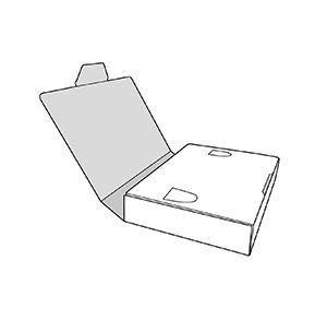 caixa per cartes