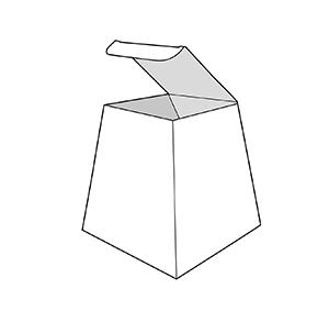 caixa trapezi