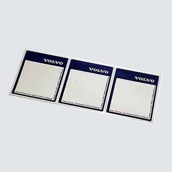 etiqueta papel