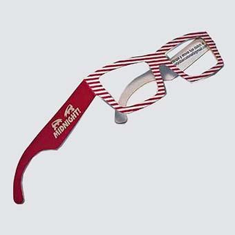 gafas de carton personalizadas