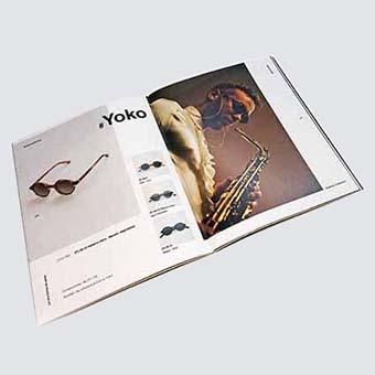 Productes enquadernats: Catàleg revista