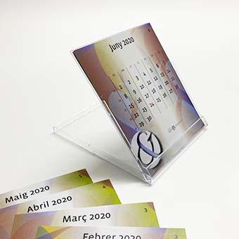 calendari CD i lamines