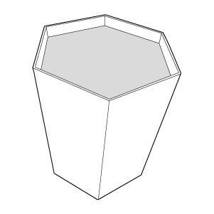 mostrador_hexagonal
